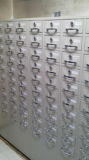 小銭収納ボックス