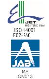 ISO 14001マーク